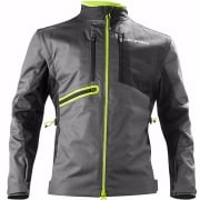 Acerbis Enduro One Jacket - Black Fluo Yellow