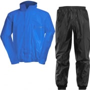 Acerbis Waterproof Rain Suit Set - Blue Black