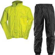 Acerbis Waterproof Rain Suit Set - Fluo Yellow Black