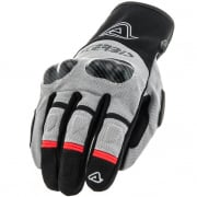 Acerbis Adventure Gloves - Black Grey