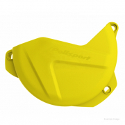 Polisport Husqvarna Clutch Cover Protector - Yellow