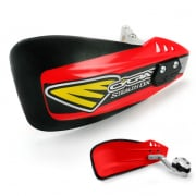 Cycra Stealth DX Handguards - Red