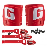 Gaerne Trials Boot Conversion Kit - Red