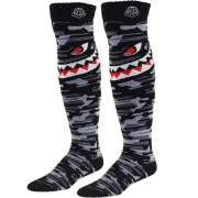 Troy Lee Designs GP Motocross Socks - P-51 Grey
