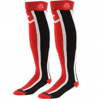 Troy Lee Designs GP Motocross Socks - Factory Red