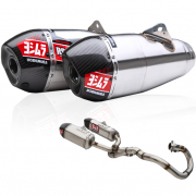 Yoshimura RS9 Stainless System - Honda CRF 450 2017-Current