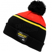 100% Geico Honda Rev Beanie - Red