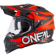 ONeal Sierra 2 Adventure Helmet - Slingshot Orange