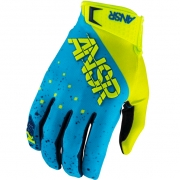 2017.5 Answer Elite LE Gloves - Halo Yellow Blue