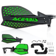 Acerbis X-Ultimate Handguards - Black Green