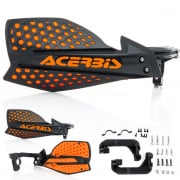 Acerbis X-Ultimate Handguards - Black Orange