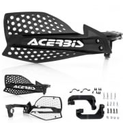 Acerbis X-Ultimate Handguards - Black White