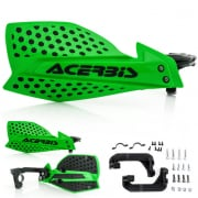 Acerbis X-Ultimate Handguards - Green Black