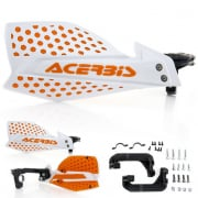 Acerbis X-Ultimate Handguards - White Orange