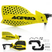 Acerbis X-Ultimate Handguards - Yellow Black