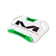 Matrix M25 Pit Board - Green