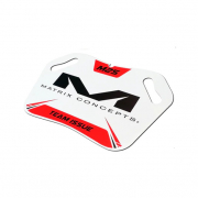 Matrix M25 Pit Board - Red