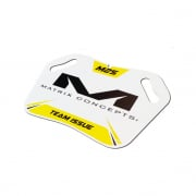 Matrix M25 Pit Board - Yellow
