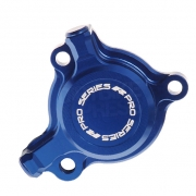RFX Pro Series Aluminium Oil Filter Cover - Yamaha Blue
