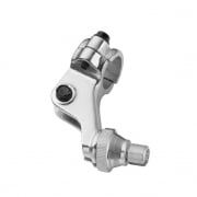 RFX Race Series Forged Silver Clutch Lever Holder - Honda