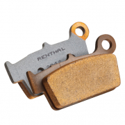 Renthal Motocross Rear Brake Pads - Kawasaki