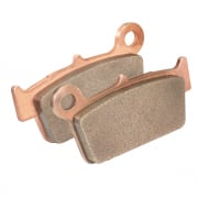 RFX Pro Motocross Rear Brake Pads - Husqvarna