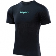Seven Saturn T Shirt - Black