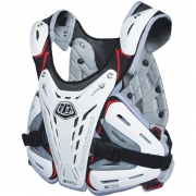 Troy Lee Designs Kids 5900 Chest Protector - White