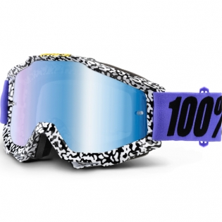 100% Accuri Goggles - Brentwood Mirror Lens