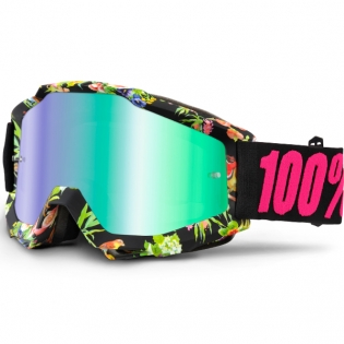 100% Accuri Goggles - Chapter 11 Mirror Lens