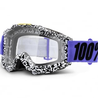 100% Accuri Goggles - Brentwood Clear Lens