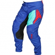 2017 Alias A2 Pants - Sidestacked Blue Red