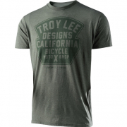 Troy Lee Designs T Shirt Granger Kelly Heather