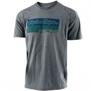 Troy Lee Designs T Shirt Level Graphite Heather