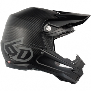 6D ATR-1 Carbon Helmet - Phantom
