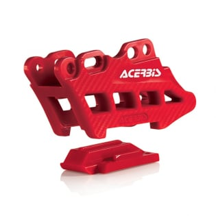 Acerbis Honda Chain Guide 2.0 - Red