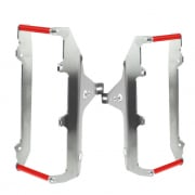 AXP Racing Radiator Braces - Honda