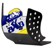 AXP Racing Enduro Winged Sump Guard - Husqvarna