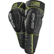 EVS TP199 Knee Guards - Black Hi Viz