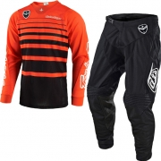 Troy Lee Designs SE Air Kit Combo - Streamline Orange Black
