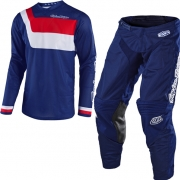 Troy Lee Designs GP Air Kit Combo - Prisma Navy