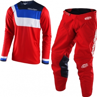 Troy Lee Designs GP Air Kit Combo - Prisma Red