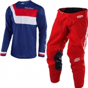 Troy Lee Designs GP Air Kit Combo - Prisma Navy Red