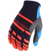 Troy Lee Designs SE Gloves - Streamline Navy Orange