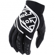Troy Lee Designs GP Gloves - Black White