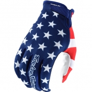 Troy Lee Designs GP Air Gloves - Americana Navy Red