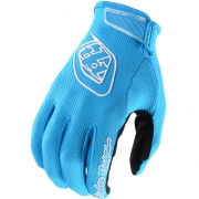 Troy Lee Designs Air Kids Gloves - Solid Light Blue