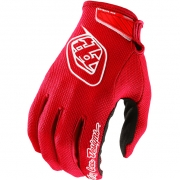 Troy Lee Designs Air Kids Gloves - Solid Red