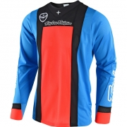Troy Lee Designs SE Air Jersey - Squadra Cyan Orange