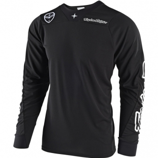 Troy Lee Designs SE Air Jersey - Solo Black